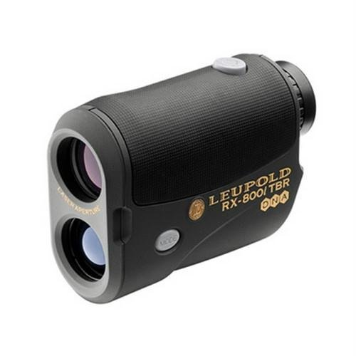 Leupold Range Finder RX-800i TBR with DNA Engine, Black/Gray 115267