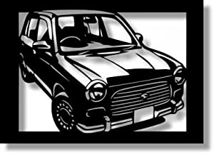 "Amazon.com: ""DAIHATSU Mira Gino L700S"" (1)-A4 size PAPER CUTOUTS from"