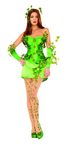 Secret Wishes Women's DC Comics Poison Ivy Deluxe Costume