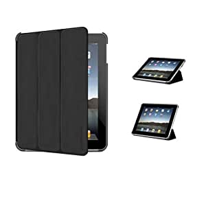 Marware 602956008569 MicroShell Folio for iPad 2, Black