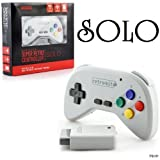 【MA-9520】SFC用ワイヤレスコントローラー / SNES retro-bit WIRELESS Super Retro Controller SOLO