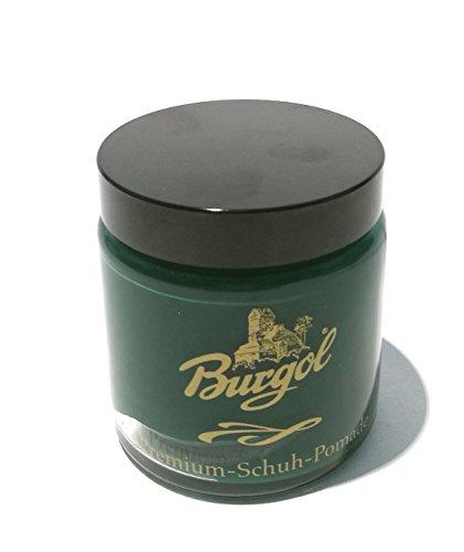Burgol Premium scarpe Pomata - per pelle 100 ml verde 100 ml