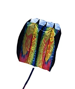 In the Breeze Tie Dye Black 7.5 Air Foil Kite at Sears.com