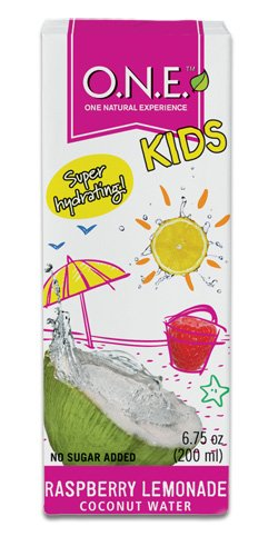 O.N.E. Kids Raspberry Lemonade Coconut Water