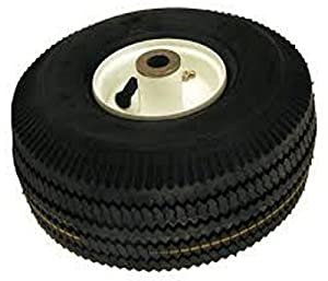 Replacement part For Toro Lawn mower # 105-3471 FRONT WHEEL AND TIRE ASM from Rotary