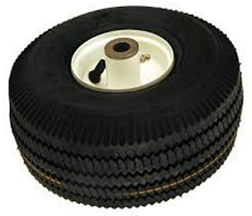 Replacement Part For Toro Lawn Mower # 105-3471 Front Wheel And Tire Asm