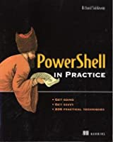 PowerShell in Practice Front Cover