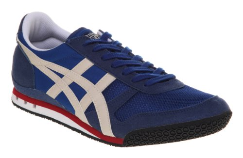 Onitsuka Tiger Ultimate 81 Shoes - True Blue/Birch