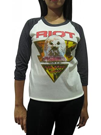 Bunny brand women 39 s riot fire down under u s for On fire brand t shirts