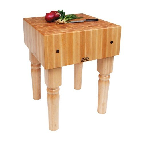 10 in. Thick Butcher Block (30 in. x 24 in.) (30 Inch Butcher Block compare prices)