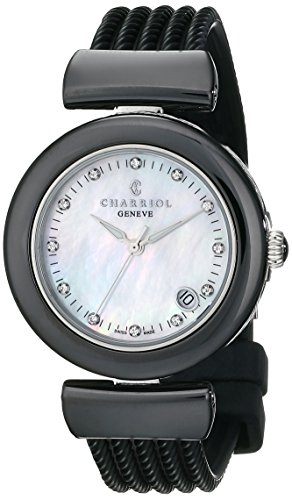 charriol-ael-ladies-black-ceramic-diamond-watch-ae33cb173003