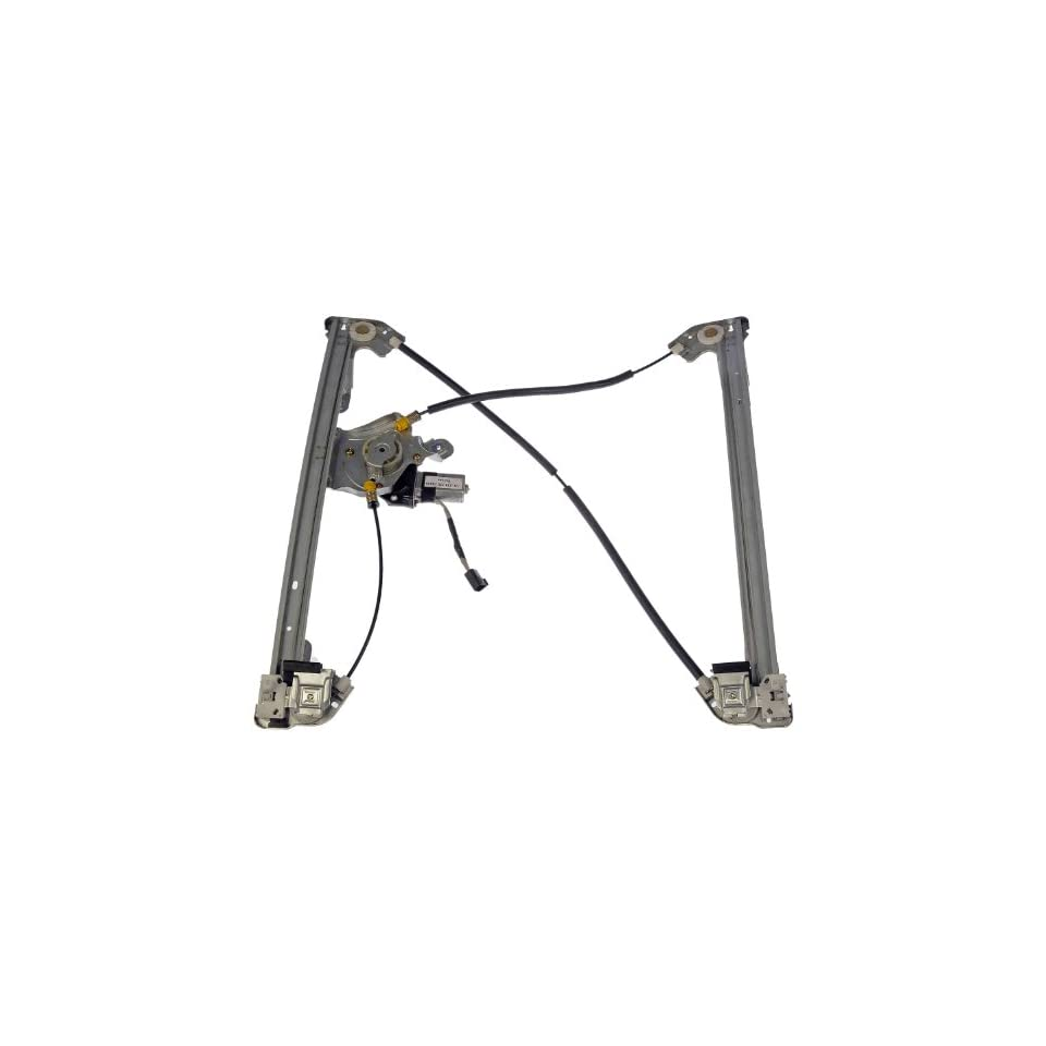 Dorman 741 430 Ford Truck Front Driver Side Power Window Regulator with Motor