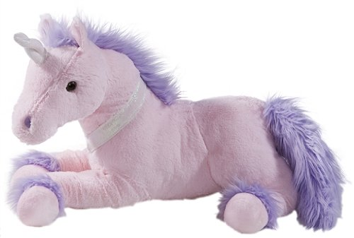 Unicornio de peluche - 50 cm