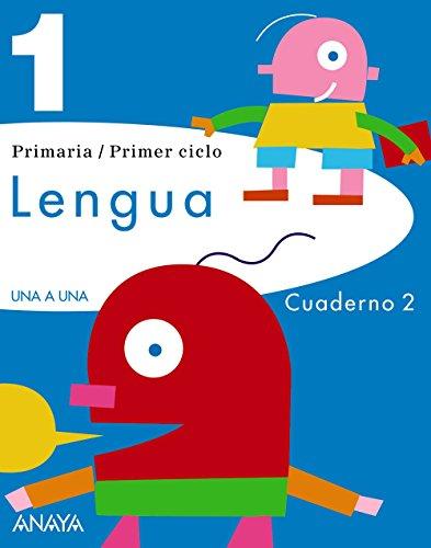 Lengua 1. Cuaderno 2. (UNA A UNA), Buch