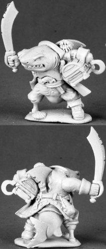Rumscratch Dwarf Wereshshark 03493 - 1