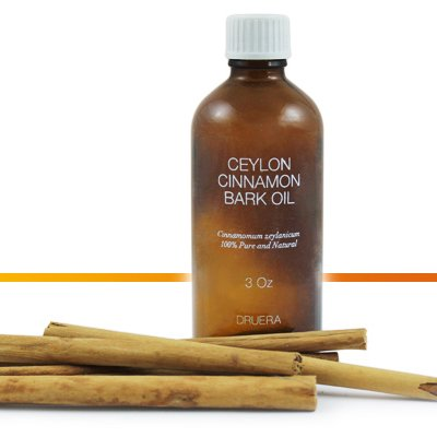 Pure Cinnamon Bark Oil 3 Ounces (88.72 Ml)