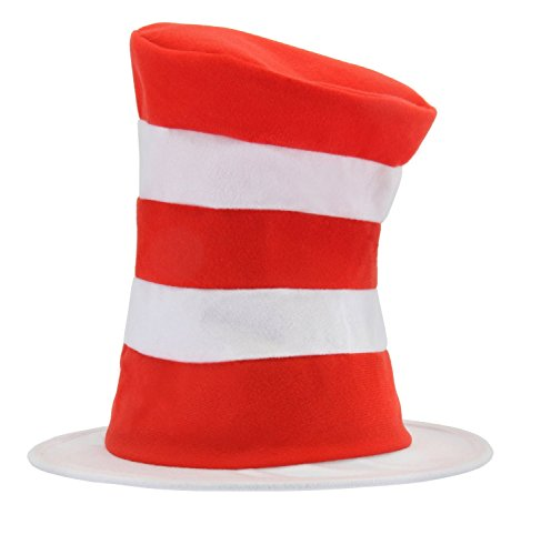 Dr. Seuss Kids Hat - Red White