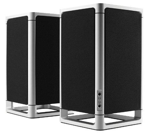 Simple Audio Enceinte LISTEN Stéréo Haute Qualité Tactile USB Bluetooth et Jack 3.5mm
