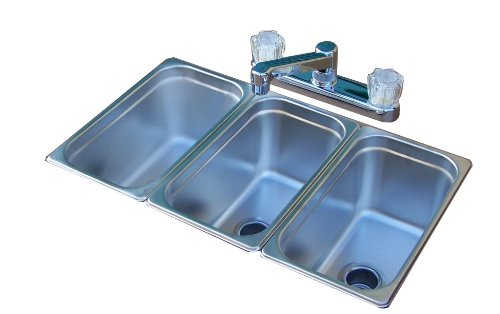 Why Choose Triple Three Compartment Sink