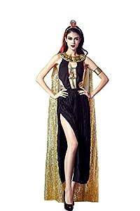GoLoveY Women's Sexy Egyptian Goddess Costume