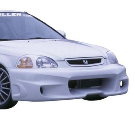 Stillen 106109 Front Bumper Fascia - 96-98 Civic front-886087