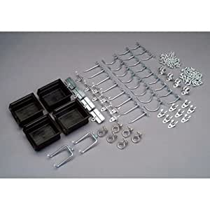 Triton Products 76964 DuraHook and Hanging Bin Assortment Kit