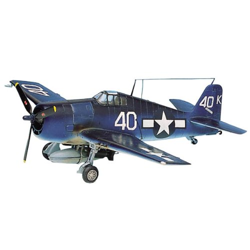 Academy WWII U.S. Navy Fighter F6F-3/5 Model Kit - 1