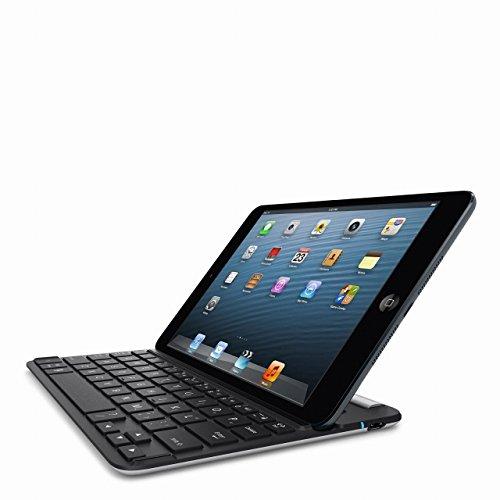 【国内正規代理店品】belkin ベルキン iPad mini対応 スリムタイプキーボードケース FastFit Keyboard Case F5L153QEC00-A