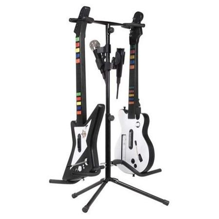 Universal Guitar & Mic Stand - for RockBand