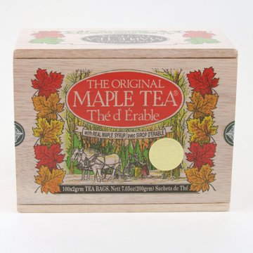 Metropolitan Tea Maple - Box Of 100 Tea Bags