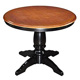 Amazon - Global Distinctions Casual All-Wood Dining Table - $59.99 shipped