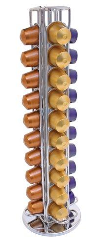 Swissmar Capstore Vista Storage Rack for 40 Nespresso Coffee Capsules