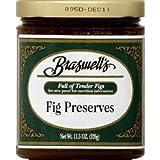 Braswells Fig Preserve, 11.5 Oz (Pack of 6)