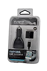 riviera Car Charger Panther For All Android Smartphones