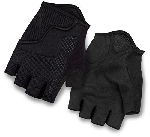Giro Bravo Jr Glove - Kid's Mono Black Medium (Cycling Gloves Medium compare prices)