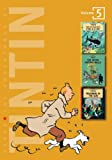 Georges Remi Hergé The Adventures of Tintin: Volume 5 (Compact Editions):