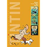 "The Adventures of Tintin: Volume 5 (Compact Editions): Red Rackham's Treasure / The Seven Crystal Balls / Prisoners of the Sun: ""Red Rackhams ... (The Adventures of Tintin - Compact Editions)by Georges Remi Herg�"