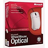 OEM Optical Wheel Mouse 1.1 PS2 USB Ivory