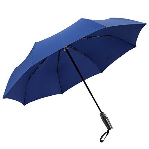 comparamus parapluie automatique pliant anti retournement solide imperm able etanche buiness. Black Bedroom Furniture Sets. Home Design Ideas