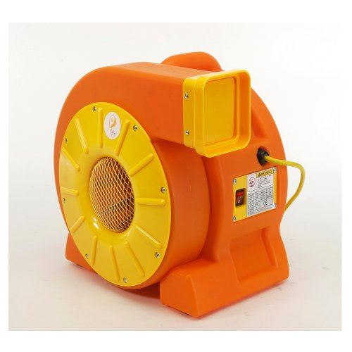 Moon Bounce Blower : Air foxx model ak inflatable blower outdoorandabout