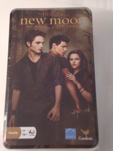 New Moon The Movie Card Game (The Twilight Saga) - 1