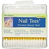 Fran Wilson Nail Tees Cotton Tips 120 Count