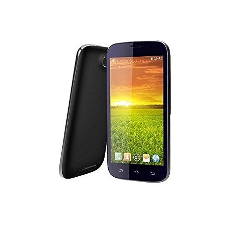 Storex QC50 4GB Negro Smartphone débloqué (5 pouces - 4 Go) Noir (import Espagne)