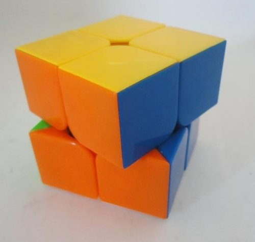QiYi 2x2 2x2x2 Stickerless Speed Cube Puzzle - 1