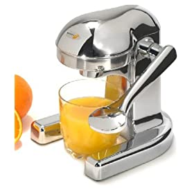 Metrokane Mighty OJ Home Juicer 3506