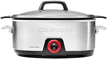 Chefman 6-Quart Slow Cooker