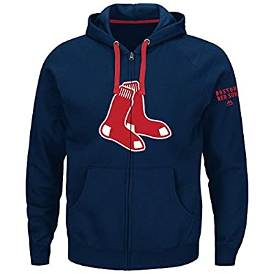 Anchor Point Boston Red Sox Full Zip Hoodie