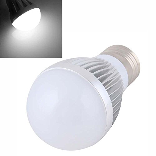 Fashion Particale27 9W Golf Ball Globe Smd Led Bead Light Bulb Spot Lamp Cool White 6500K-7000K