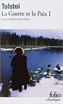 Guerre et Paix par Tolstoï