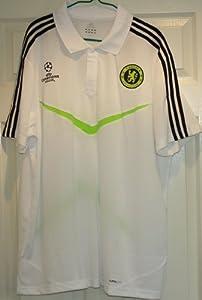 Chelsea 2010-11 Adidas Uefa Champions League Training Polo X-Large